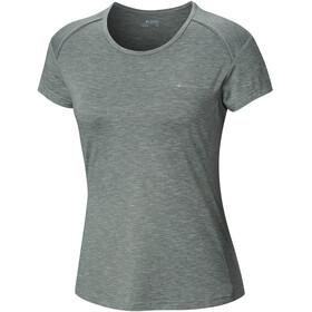 Columbia Firwood Camp - T-shirt manches courtes Femme - bleu